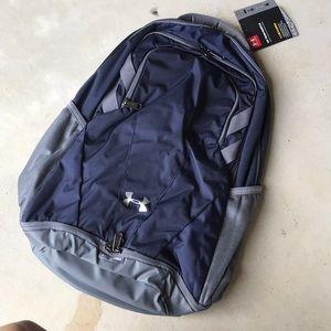 UA Team Hustle Backpack